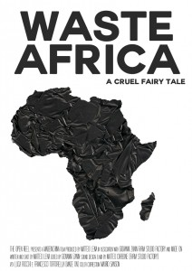WASTE AFRICA locandina bassa