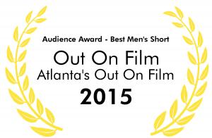 AudienceAwardBestMensShortOutOnFilm2015