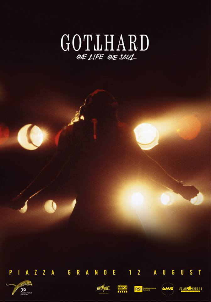 Poster - Gotthard, One Life, One Soul