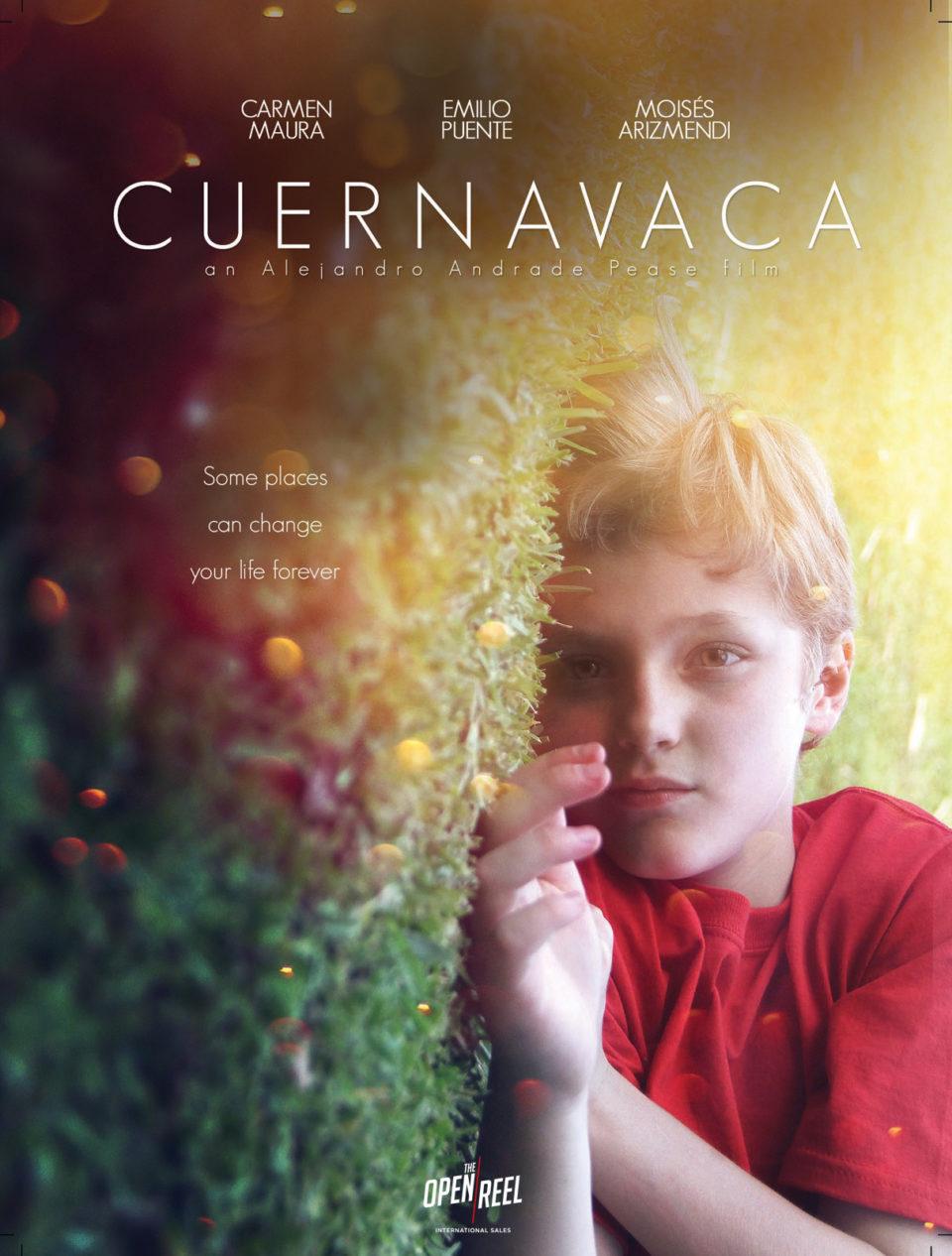 Poster_TheOpenReel_CUERNAVACA
