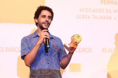THE DAYTIME DOORMAN: SPECIAL MENTION AND BEST ACTOR AT THE FESTIVAL DE CINEMA DE TRIUNFO