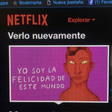 I AM HAPPINESS ON EARTH ON NETFLIX