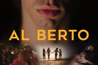 Al Berto - Official Poster // The Open Reel