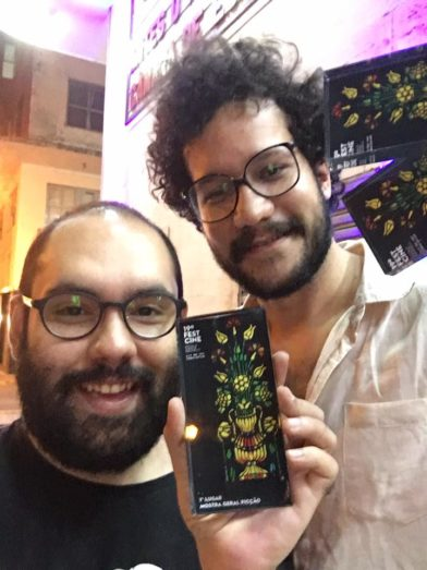 THE DAYTIME DOORMAN AND DELUSION IS REDEMPTION AWARDED IN RECIFE