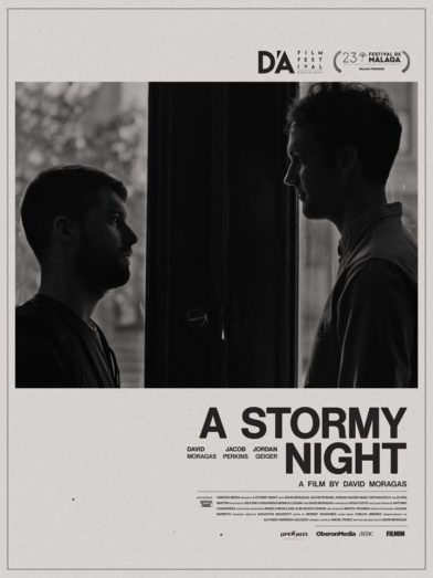 "THE OPEN REEL BOARDS SPANISH PRODUCTION ""A STORMY NIGHT"""