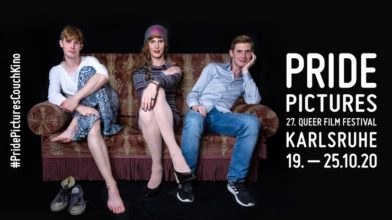 PANTHERS at the Karlsruhe Pride Pictures Festival