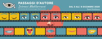 "J'ADOR part of the Mediterranean Short Film Festival ""Passaggid'autore - Intrecci mediterranei"""