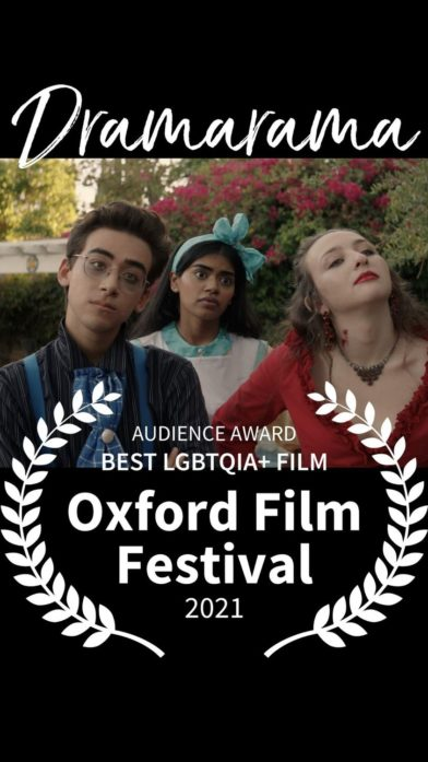 DRAMARAMA, Audience Award at the Oxford Film Festival