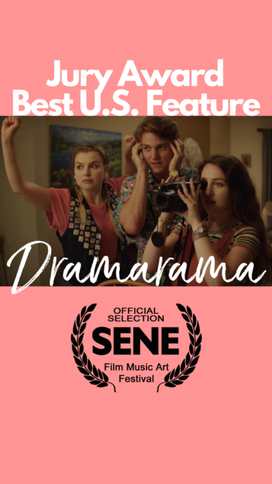 DRAMARAMA, New Award at the SENE Film, Music & Arts Festival in Providence