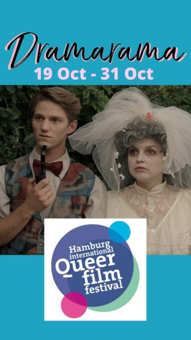 DRAMARAMA at the Hamburg Queer Film Festival